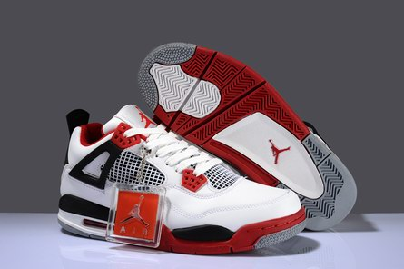 AAA men jordan 4 shoes-004
