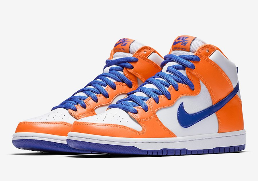 WOMEN NIKE DUNK SB high shoes-006