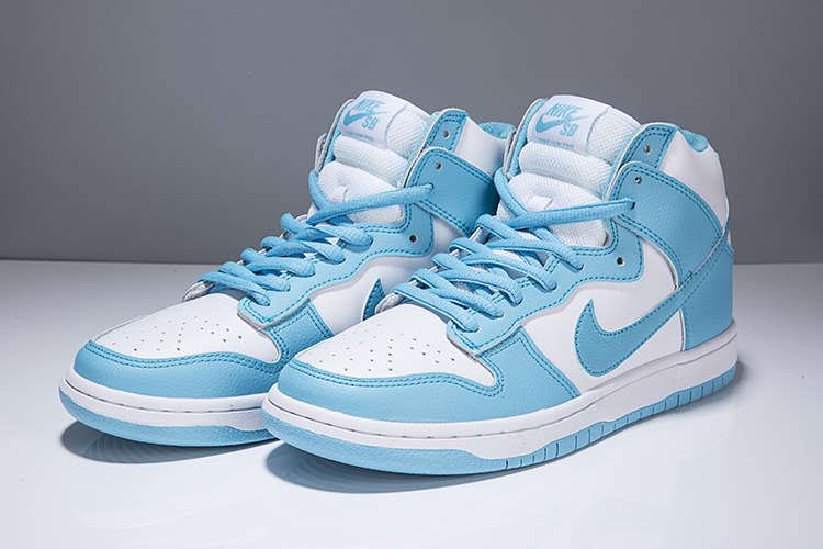 WOMEN NIKE DUNK SB high shoes-009