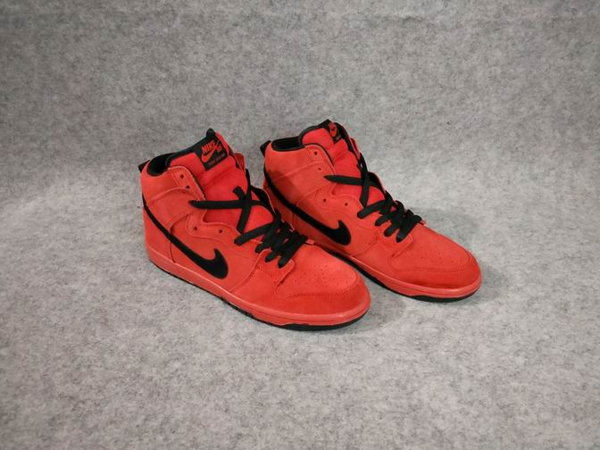 WOMEN NIKE DUNK SB high shoes-011