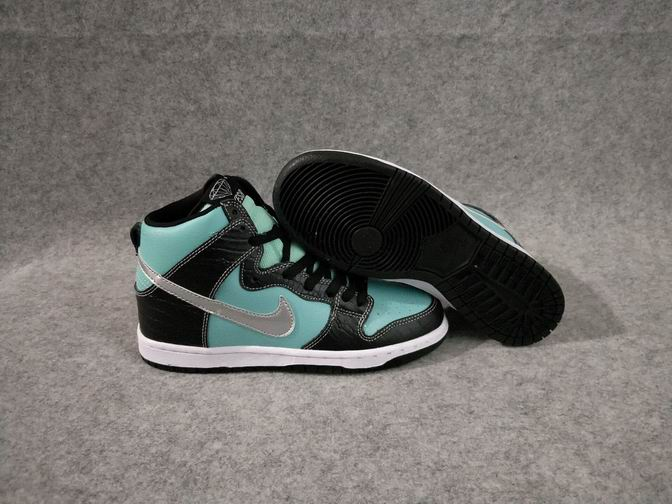 WOMEN NIKE DUNK SB high shoes-013