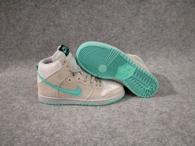 WOMEN NIKE DUNK SB high shoes-015