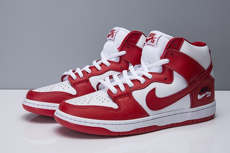 WOMEN NIKE DUNK SB high shoes-020