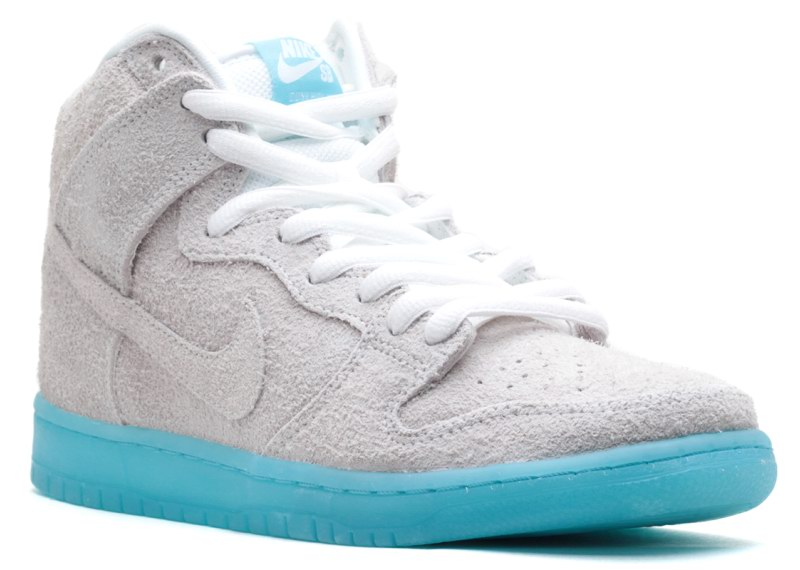 WOMEN NIKE DUNK SB high shoes-026