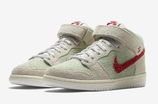 WOMEN NIKE DUNK SB high shoes-028