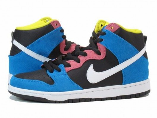 WOMEN NIKE DUNK SB high shoes-029