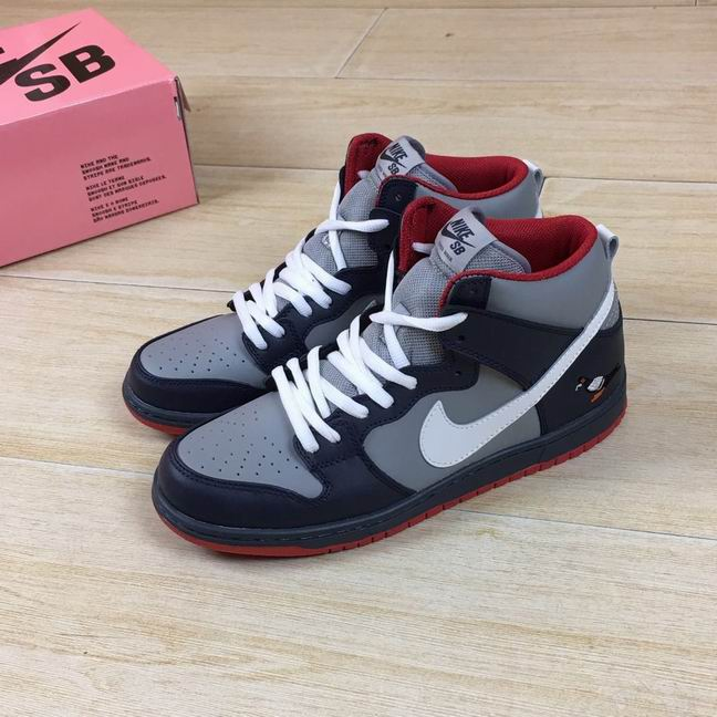 WOMEN NIKE DUNK SB high shoes-036