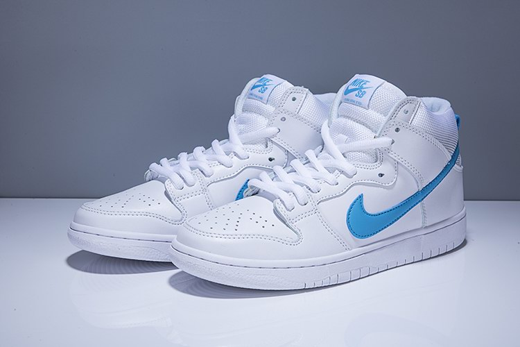 WOMEN NIKE DUNK SB high shoes-041