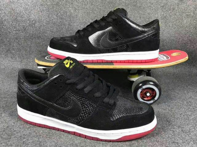 WOMEN NIKE DUNK SB low shoes-017