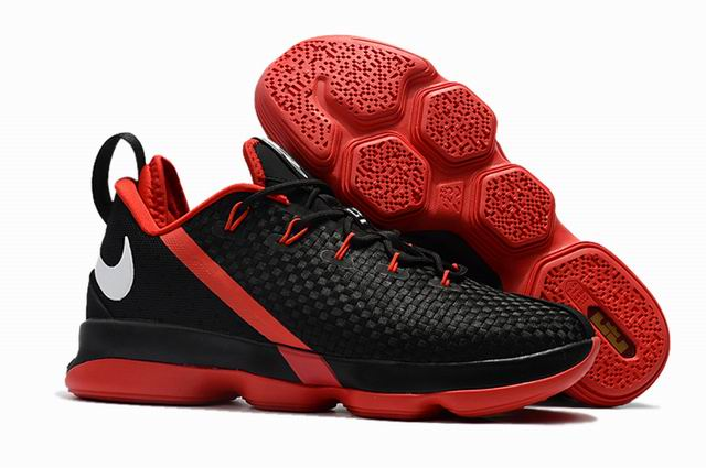 lebron low top shoes XIV-001