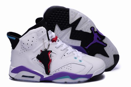 men JORDAN 6 AAA shoes-004