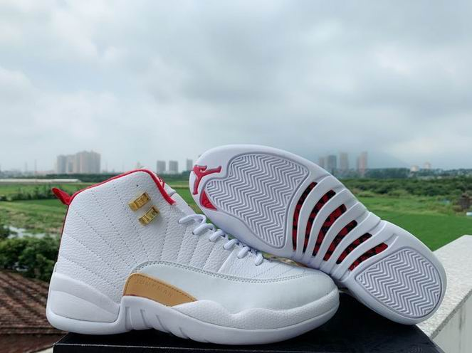 men air jordan 12 shoes 2019-7-9-005