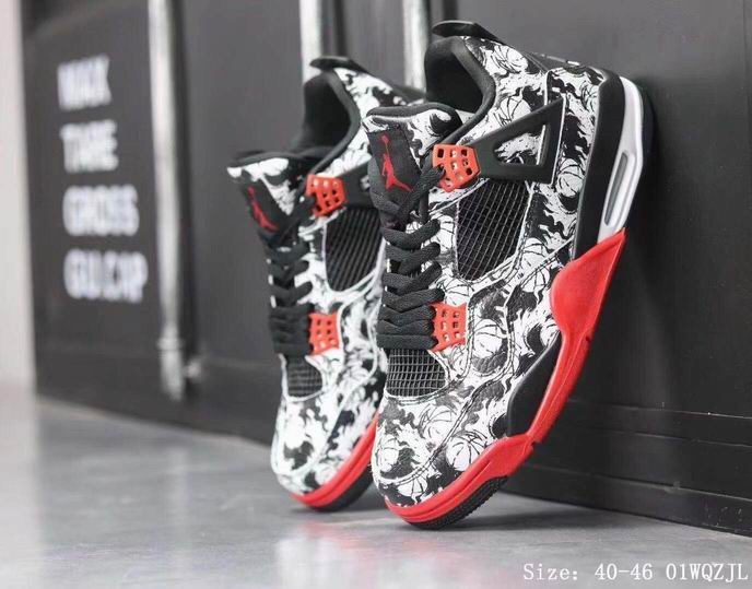 men air jordan 4 shoes 2019-3-27-008