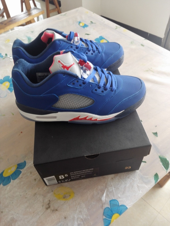 men air jordan 5 retro low shoes 819171-003