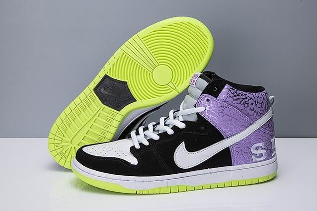 men high nike dunk shoes-024