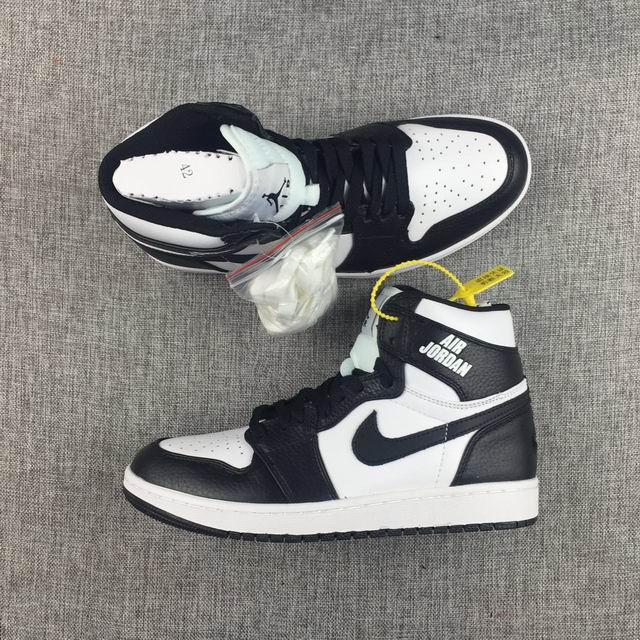 men jordan 1 shoes-063