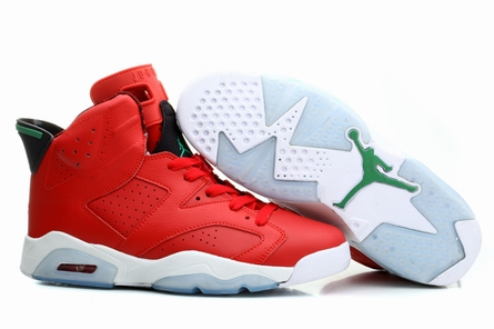 men jordan 6 shoes 309387-001