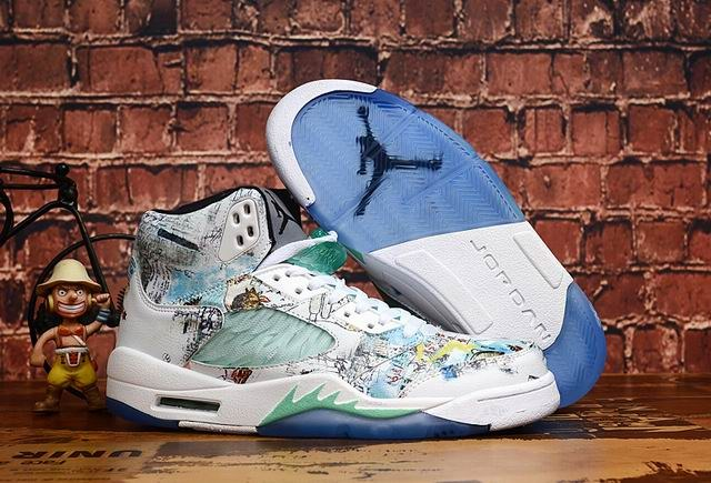 women air jordan 5 shoes 2019-7-9-005