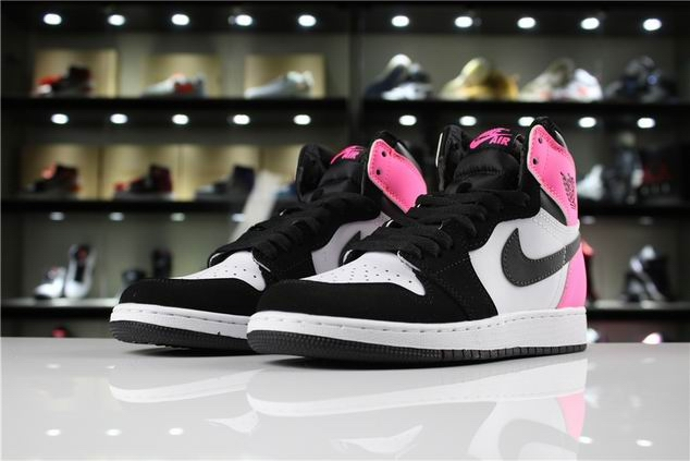 women jordan 1 shoes-018