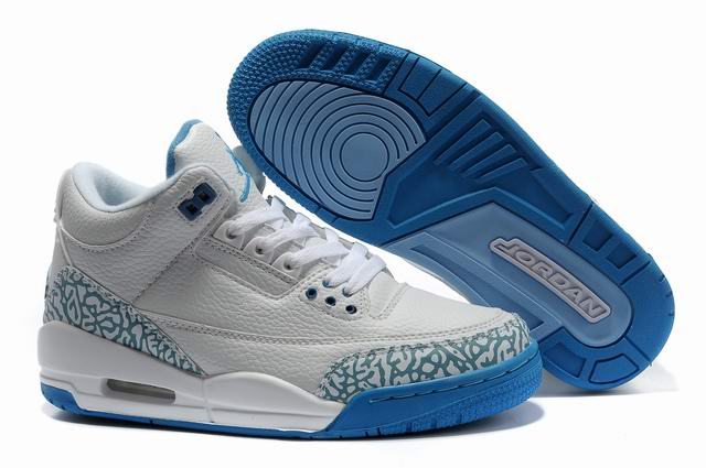 women jordan 3 shoes-002