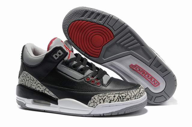 women jordan 3 shoes-004